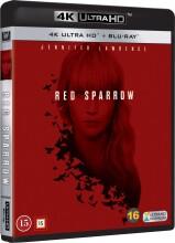 red sparrow - 4k Ultra HD Blu-Ray