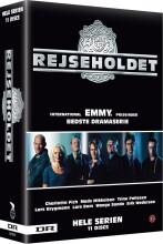 rejseholdet - hele tv-serien - dr - DVD