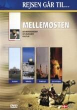 rejsen går til mellemøsten - DVD