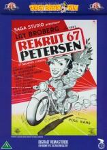 rekrut 67 petersen - DVD