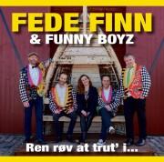 fede finn og funny boyz - ren røv at trut i - cd
