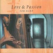 renata vilimova - love & passion for harp - cd