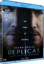replicas - 2018 - keanu reeves - Blu-Ray