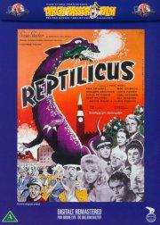 reptilicus - DVD