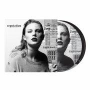 taylor swift - reputation - picture disc - Vinyl / LP