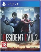 resident evil 2 (nordic) - PS4