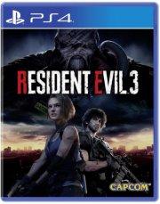 resident evil 3 - nordic - PS4