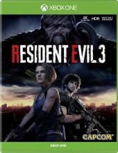 resident evil 3 - nordic - xbox one