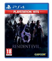 resident evil 6 hd - playstation hits - PS4
