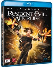 resident evil 4 - afterlife - Blu-Ray