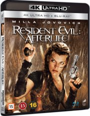 resident evil: afterlife - 4k Ultra HD Blu-Ray