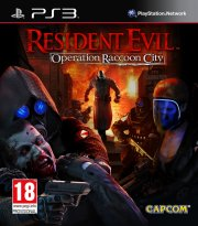 resident evil: operation raccoon city - PS3