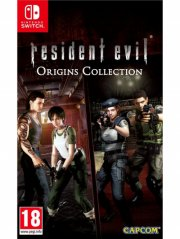 resident evil - origins collection - import - Nintendo Switch