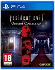 resident evil - origins collection - PS4