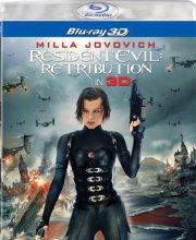 resident evil - retribution - 3D Blu-Ray