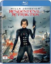 resident evil 5 - retribution - Blu-Ray