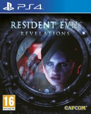 resident evil revelations hd (nordic) - PS4