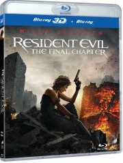 resident evil 6 - the final chapter - 3D Blu-Ray
