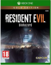 resident evil vii (7) gold edition - xbox one