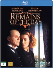 resten af dagen / the remains of the day - Blu-Ray