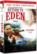 slangen i paradis - fortsættelsen del 1 / return to eden - 1986 - DVD