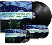 neil young & crazy horse - return to greendale - limited edition - Vinyl / LP