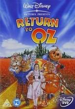 return to oz - DVD