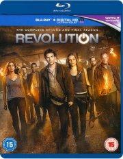 revolution - sæson 2 - Blu-Ray