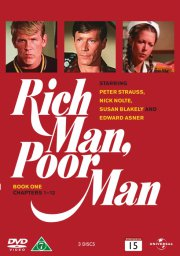 rich man poor man - sæson 1 - DVD