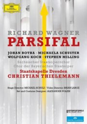 richard wagner - parsifal - DVD