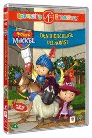 ridder mikkel: den ridderlige velkomst - DVD