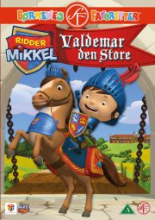 ridder mikkel: valdemar den store - DVD