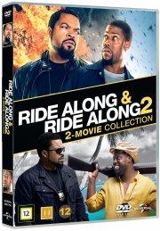 ride along 1 // ride along 2 - DVD