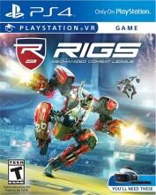 rigs: mechanized combat league (vr) (uk/arabic) - PS4