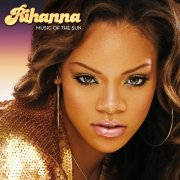 rihanna - music of the sun - cd
