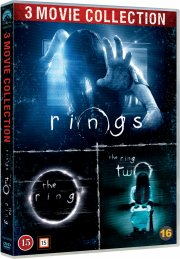 the ring 1 // 2 // 3 - DVD