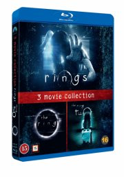 the ring trilogy - Blu-Ray