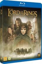 ringenes herre 1 - eventyret om ringen - Blu-Ray