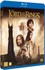 the lord of the rings - the two towers // ringenes herre 2 - de to tårne - Blu-Ray