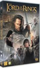 ringenes herre 3 - kongen vender tilbage / lord of the rings 3 - return of the king - DVD