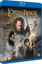 ringenes herre 3 - kongen vender tilbage - theatrical cut - Blu-Ray