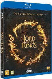ringenes herre trilogi / lord of the rings trilogy - Blu-Ray