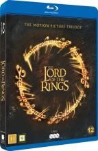 ringenes herre trilogi - Blu-Ray