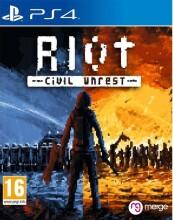 riot: civil unrest - PS4