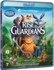 rise of the guardians - Blu-Ray