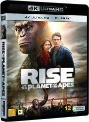 rise of the planet of the apes - 4k Ultra HD Blu-Ray