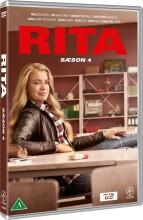 rita - sæson 4 - DVD