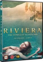 riviera - sæson 1 - DVD