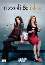 rizzoli and isles - sæson 1 - DVD