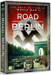 road to berlin - march to victory - box-sæt - DVD